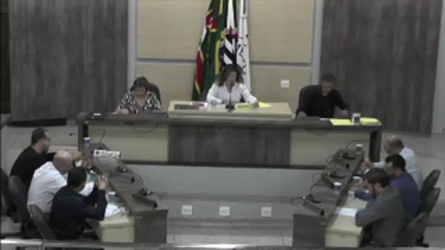 28ª Sessão Ordinária da 17ª Legislatura da Câmara Municipal de Ariranha