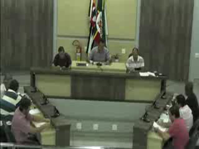 58ª Sessão Ordinária Legislativa