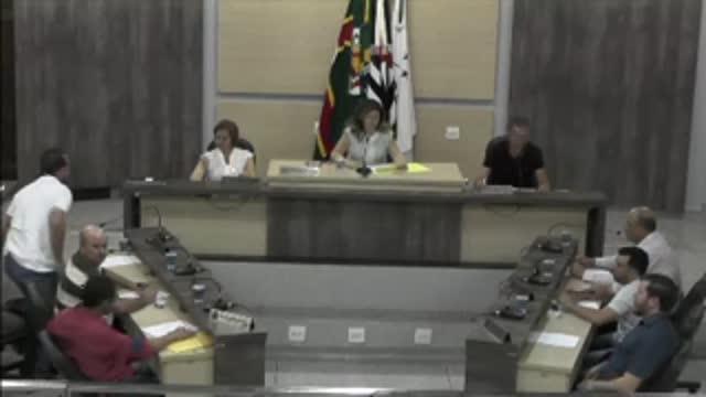 26ª Sessão Ordinária da 17ª Legislatura da Câmara Municipal de Ariranha