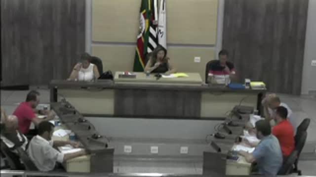 18ª Sessão Ordinária da 17ª Legislatura da Câmara Municipal de Ariranha