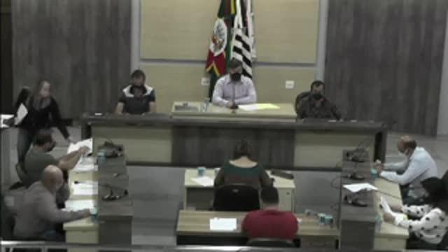 68ª Sessão Ordinária da 17ª Legislatura da Câmara Municipal de Ariranha