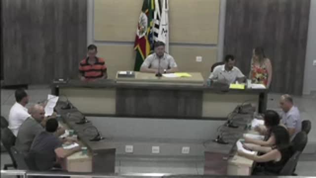 54ª Sessão Ordinária da 17ª Legislatura da Câmara Municipal de Ariranha