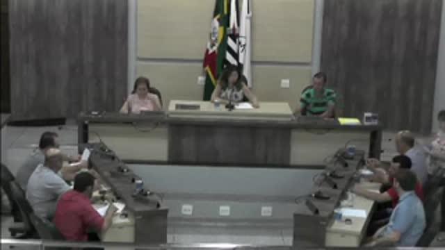 22ª Sessão Ordinária da 17ª Legislatura da Câmara Municipal de Ariranha