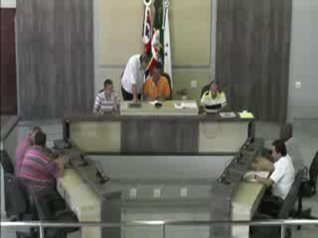 34ª Sessão Extraordinária Legislativa