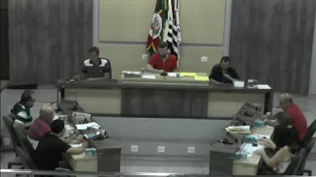 61ª Sessão Ordinária da 17ª Legislatura da Câmara Municipal de Ariranha