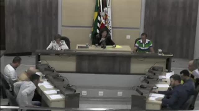11ª Sessão Ordinária da 17ª Legislatura da Câmara Municipal de Ariranha