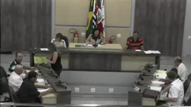 5ª Sessão Ordinária da 17ª Legislatura da Câmara Municipal de Ariranha