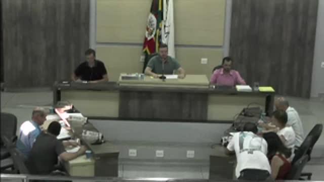 57ª Sessão Ordinária da 17ª Legislatura da Câmara Municipal de Ariranha
