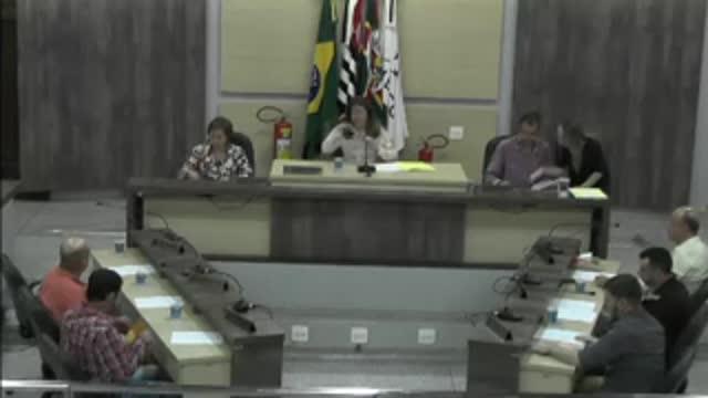 10ª Sessão Ordinária da 17ª Legislatura da Câmara Municipal de Ariranha