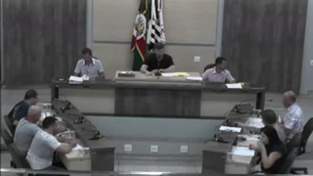 60ª Sessão Ordinária da 17ª Legislatura da Câmara Municipal de Ariranha