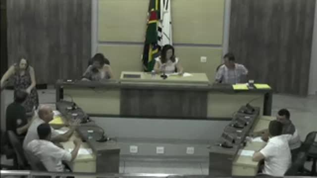 35ª Sessão Ordinária da 17ª Legislatura da Câmara Municipal de Ariranha