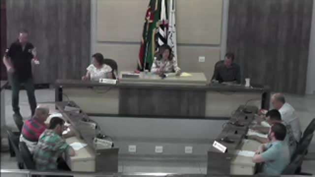 29ª Sessão Ordinária da 17ª Legislatura da Câmara Municipal de Ariranha