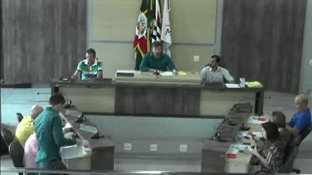 48ª Sessão Ordinária da 17ª Legislatura da Câmara Municipal de Ariranha