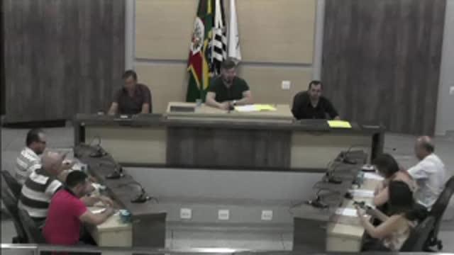 53ª Sessão Ordinária da 17ª Legislatura da Câmara Municipal de Ariranha