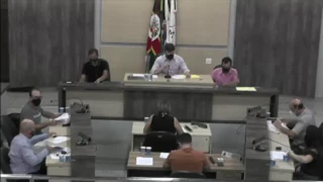 73ª Sessão Ordinária da 17ª Legislatura da Câmara Municipal de Ariranha