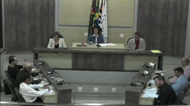 32ª Sessão Ordinária da 17ª Legislatura da Câmara Municipal de Ariranha