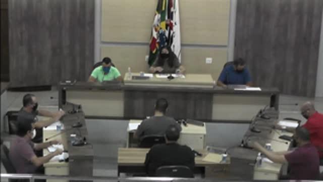 14ª Sessão Ordinária da 18ª Legislatura da Câmara Municipal de Ariranha