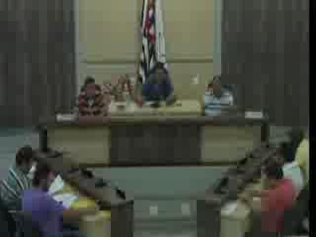 26ª Sessão Extraordinária Legislativa