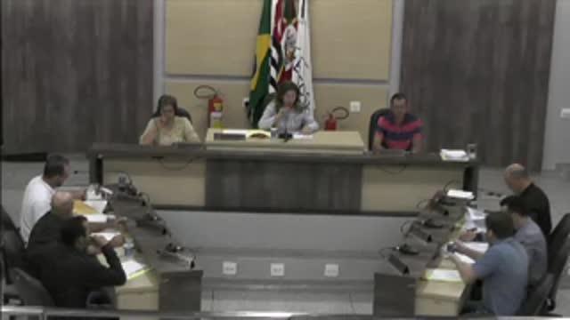 9ª Sessão Ordinária da 17ª Legislatura da Câmara Municipal de Ariranha