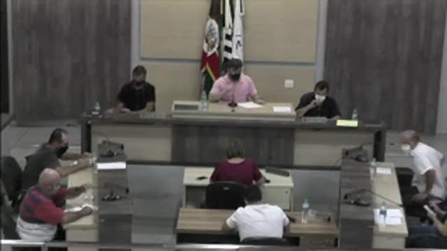 72ª Sessão Ordinária da 17ª Legislatura da Câmara Municipal de Ariranha