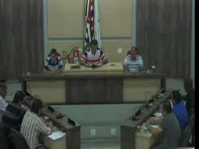 25ª Sessão Extraordinária Legislativa