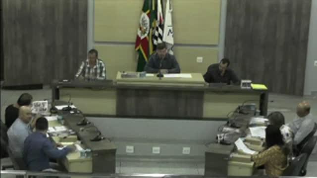 46 ª Sessão Ordinária da 17ª Legislatura da Câmara Municipal de Ariranha