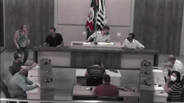 67ª Sessão Ordinária da 17ª Legislatura da Câmara Municipal de Ariranha