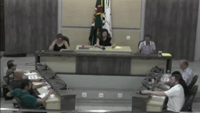 34ª Sessão Ordinária da 17ª Legislatura da Câmara Municipal de Ariranha