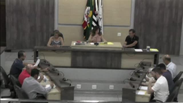 14ª Sessão Ordinária da 17ª Legislatura da Câmara Municipal de Ariranha