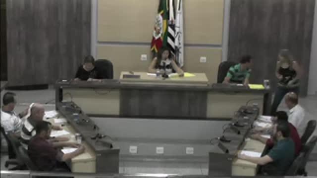 24ª Sessão Ordinária da 17ª Legislatura da Câmara Municipal de Ariranha