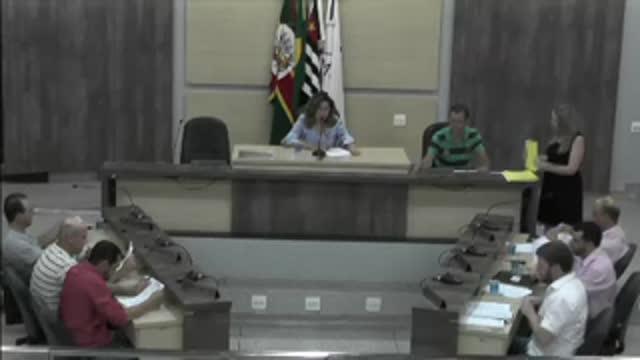19ª Sessão Ordinária da 17ª Legislatura da Câmara Municipal de Ariranha