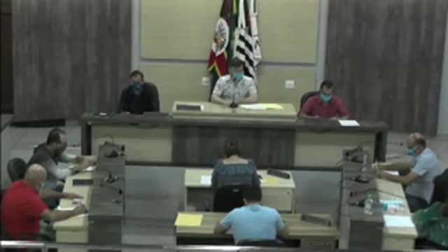 64ª Sessão Ordinária da 17ª Legislatura da Câmara Municipal de Ariranha