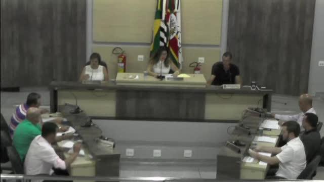 1ª Sessão Ordinária da 17ª Legislatura