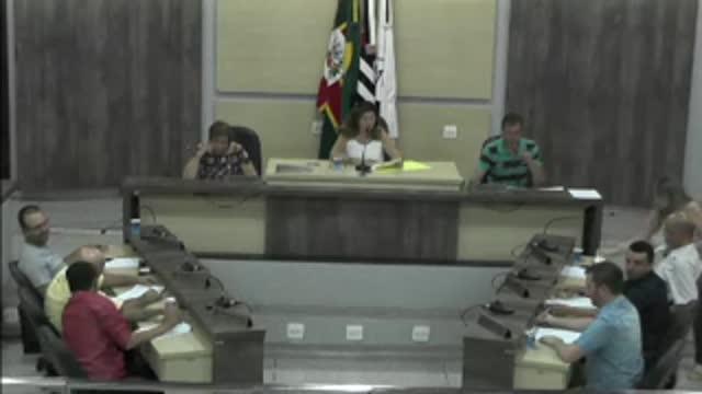 20ª Sessão Ordinária da 17ª Legislatura da Câmara Municipal de Ariranha