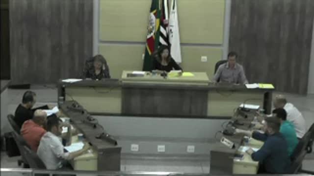 15ª Sessão Ordinária da 17ª Legislatura da Câmara Municipal de Ariranha