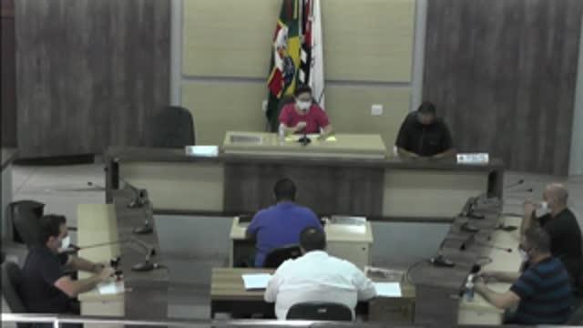 4ª Sessão Extraordinária da 18ª Legislatura da Câmara Municipal de Ariranha
