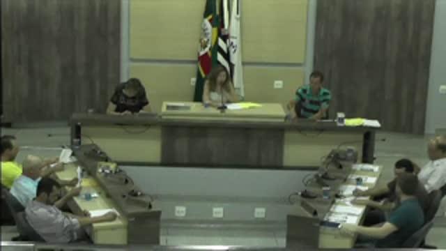 17ª Sessão Ordinária da 17ª Legislatura da Câmara Municipal de Ariranha