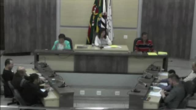 30ª Sessão Ordinária da 17ª Legislatura da Câmara Municipal de Ariranha