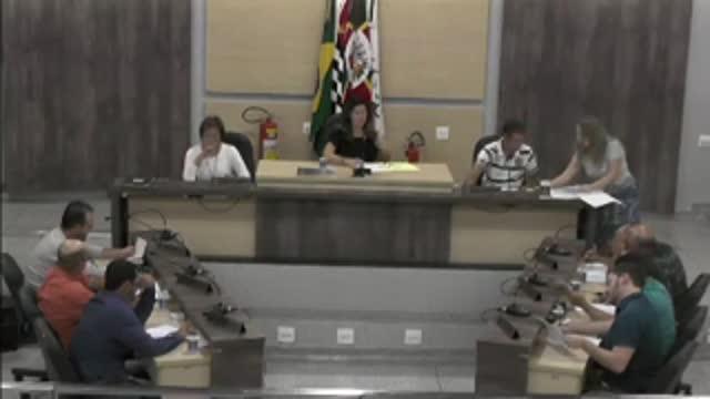 7ª Sessão Ordinária da 17ª Legislatura da Câmara Municipal de Ariranha