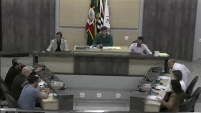 47ª Sessão Ordinária da 17ª Legislatura da Câmara Municipal de Ariranha