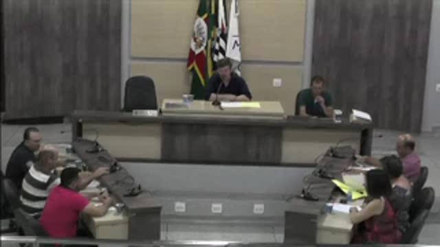 45ª Sessão Ordinária da 17ª Legislatura da Câmara Municipal de Ariranha