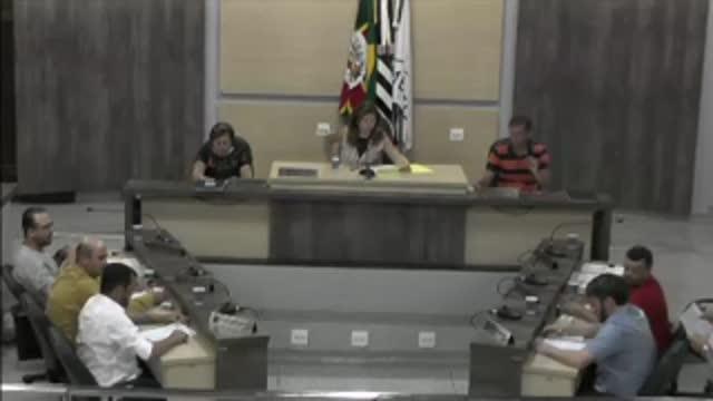 25ª Sessão Ordinária da 17ª Legislatura da Câmara Municipal de Ariranha