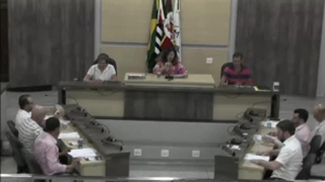 13ª Sessão Ordinária da 17ª Legislatura da Câmara Municipal de Ariranha
