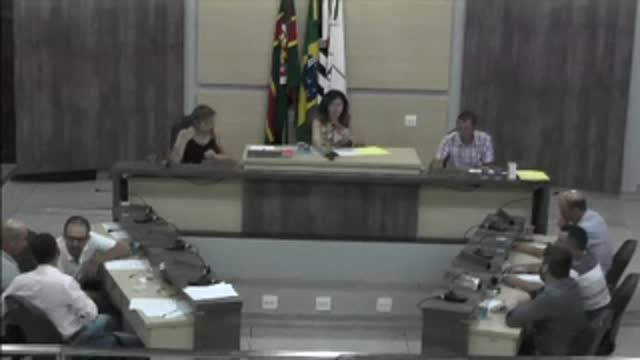 36ª Sessão Ordinária da 17ª Legislatura da Câmara Municipal de Ariranha