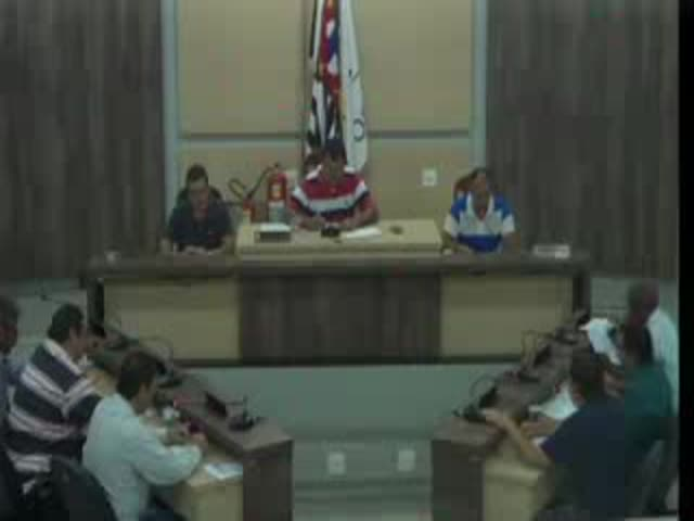 43ª Sessão Ordinária Legislativa
