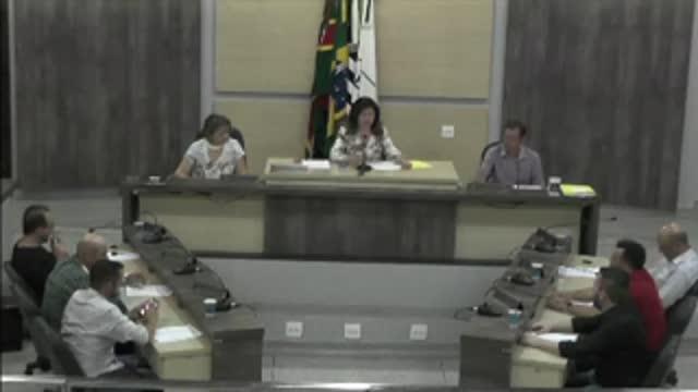 37ª Sessão Ordinária da 17ª Legislatura da Câmara Municipal de Ariranha