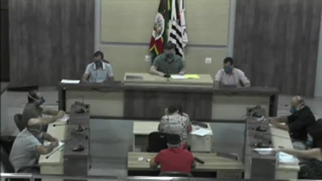 63ª Sessão Ordinária da 17ª Legislatura da Câmara Municipal de Ariranha