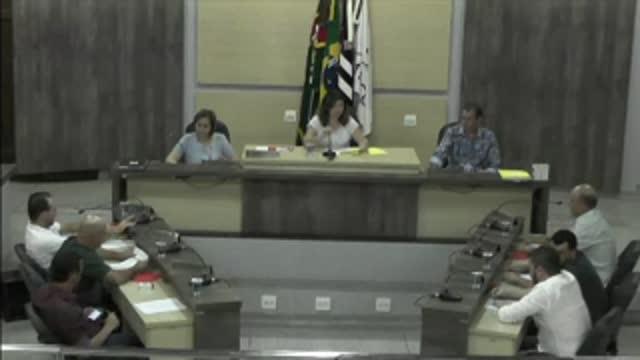 31ª Sessão Ordinária da 17ª Legislatura da Câmara Municipal de Ariranha