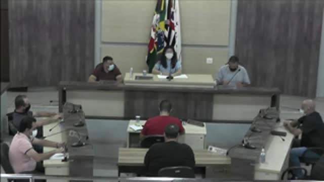 6ª Sessão Extraordinária da 18ª Legislatura da Câmara Municipal de Ariranha